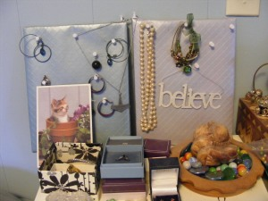 jewellery boards